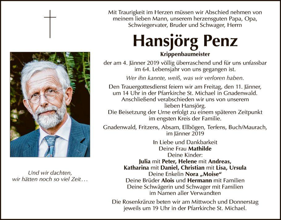 Hansjörg Penz