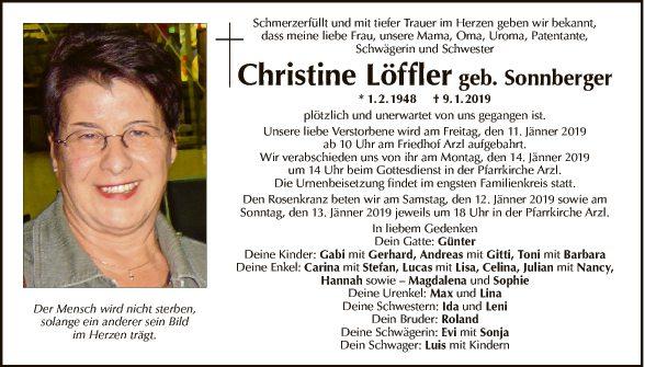 Christine Löffler