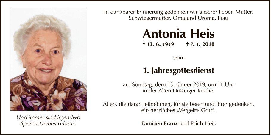 Antonia Heis