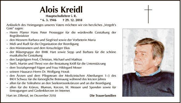 Alois Kreidl