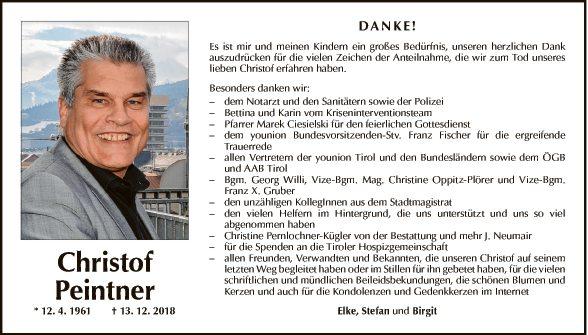 Christof Peintner