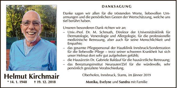 Helmut Kirchmair