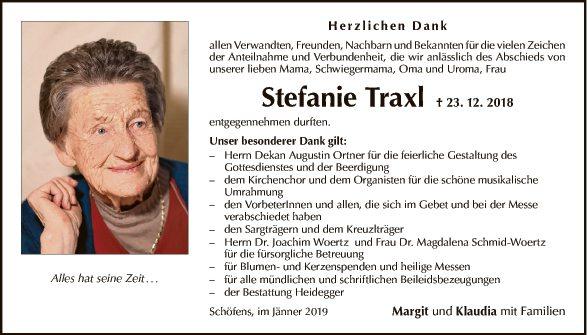 Stefanie Traxl