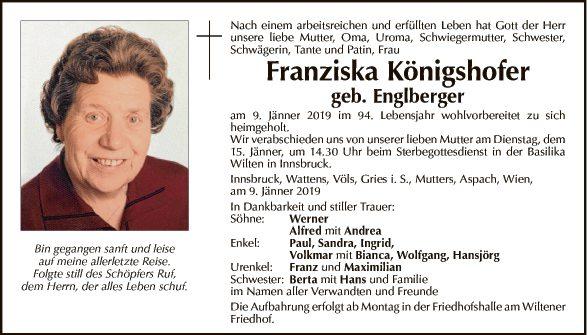 Franziska Königshofer