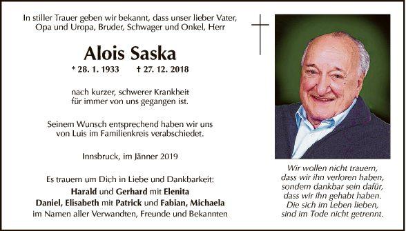Alois Saska