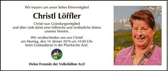 Christl Löffler