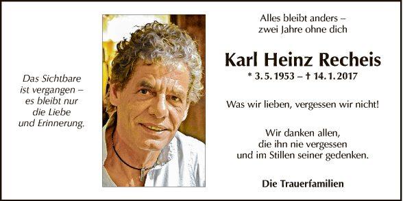 Karl Heinz Recheis