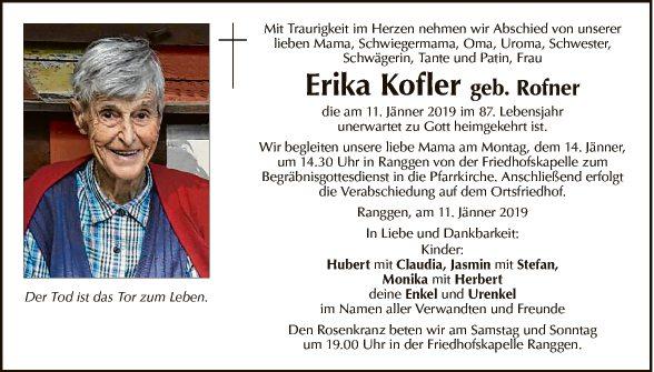Erika Kofler