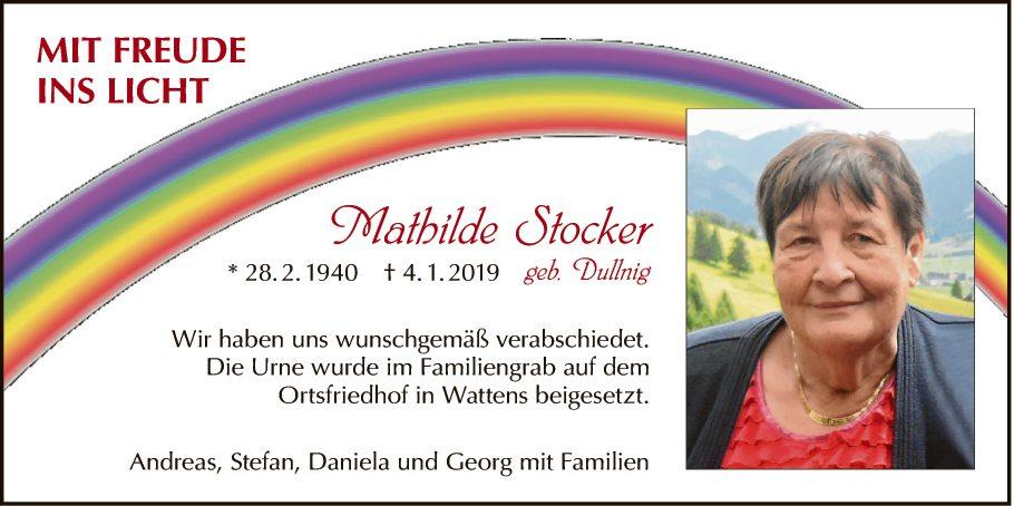 Mathilde Stocker
