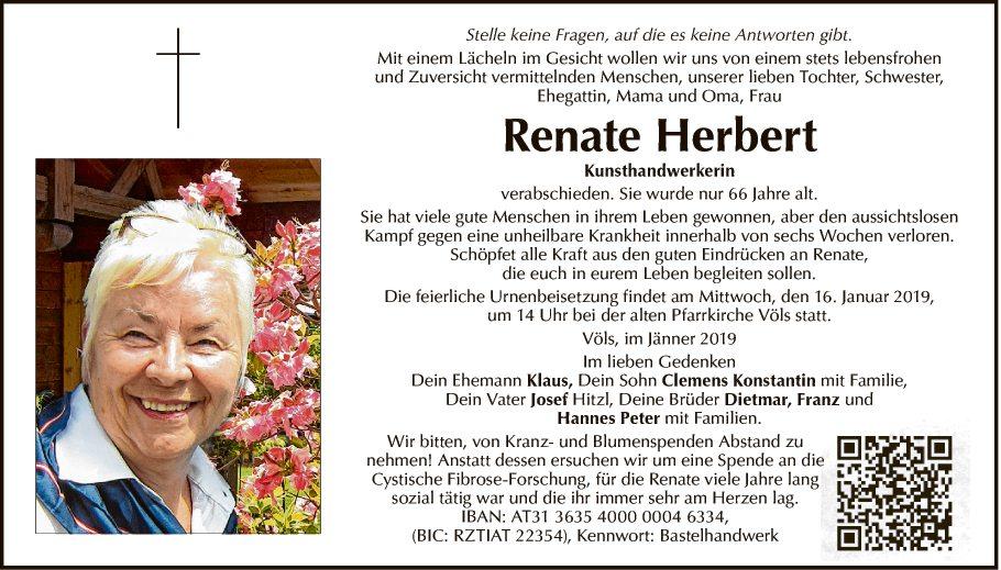 Renate Herbert
