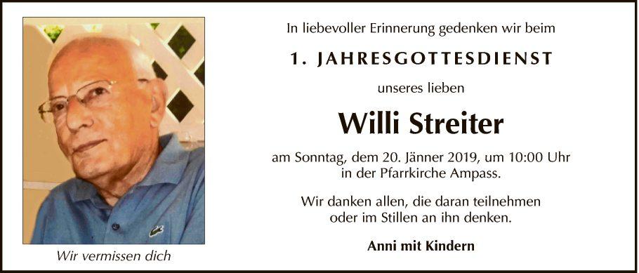 Wilhelm Streiter