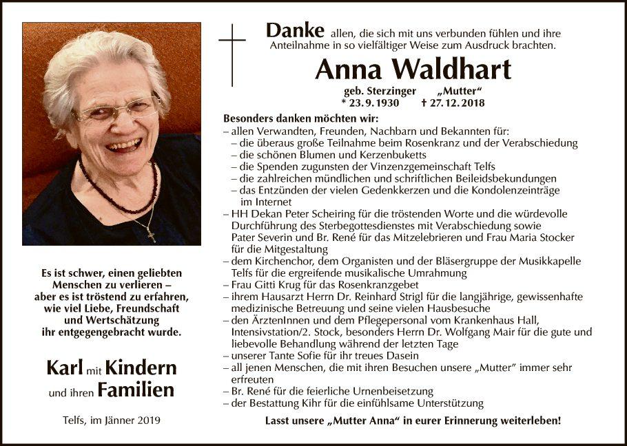 Anna Waldhart