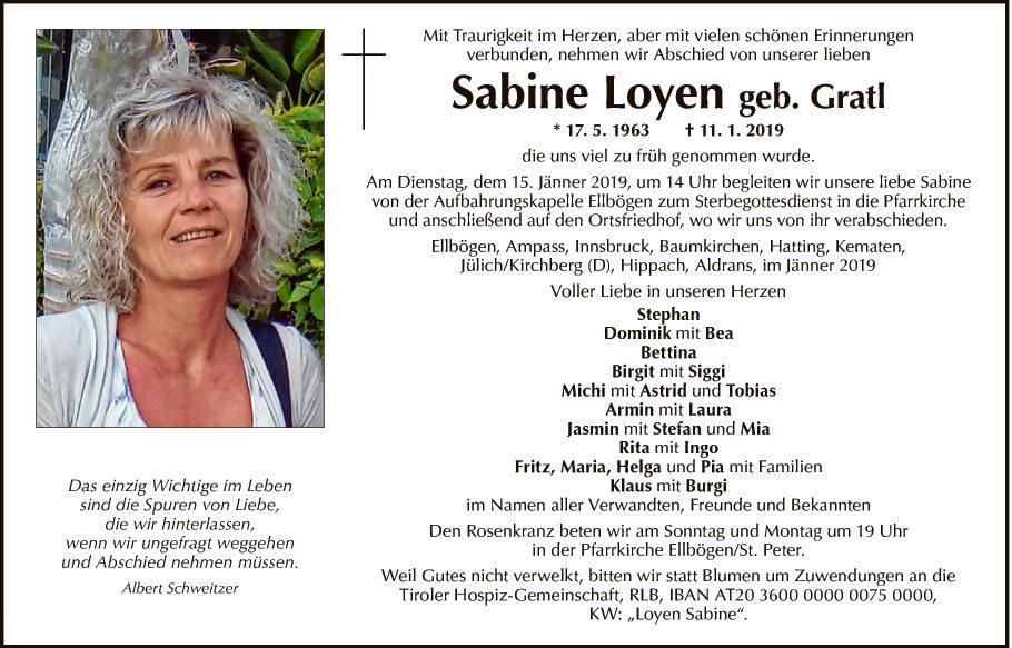 Sabine Loyen