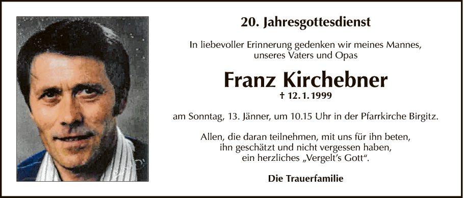 Franz Kirchebner