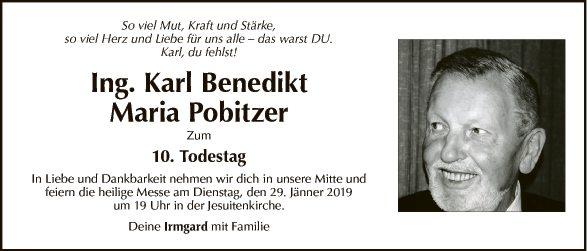 Karl Pobitzer