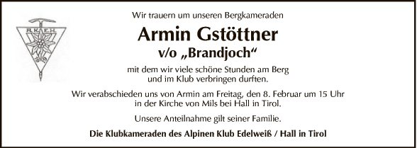 Armin Gstöttner