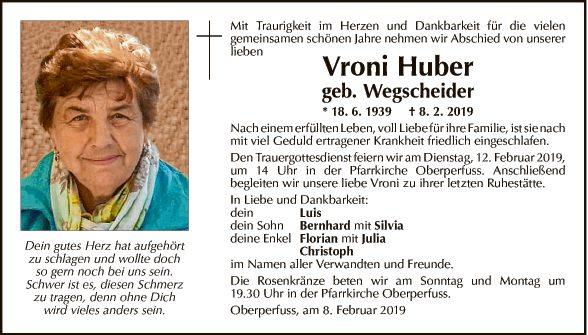 Vroni Huber