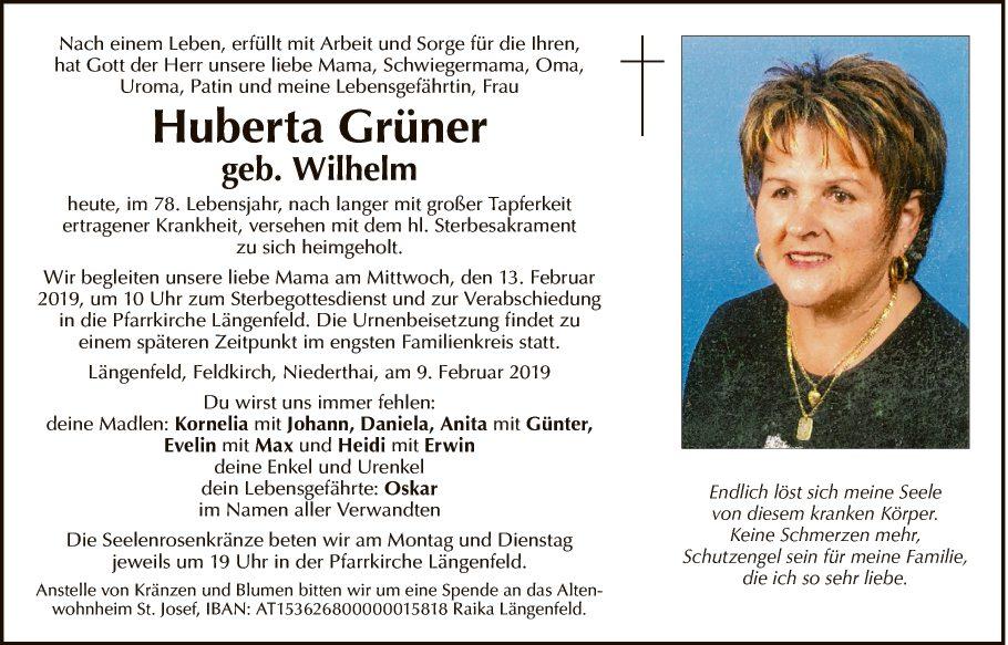 Huberta Grüner