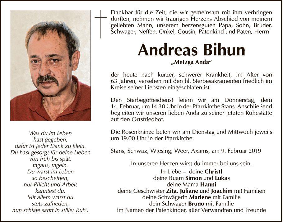 Andreas Bihun