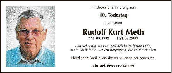 Rudolf Kurt Meth