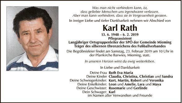 Karl Rath