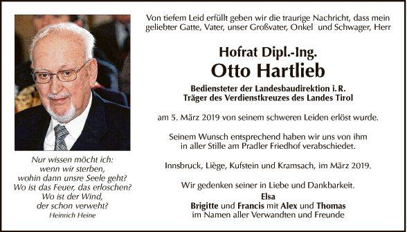 Otto Hartlieb