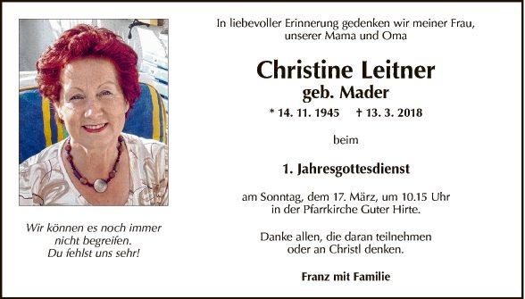 Christine Leitner