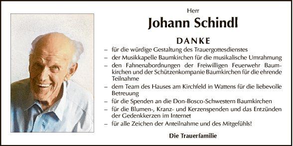 Johann Schindl