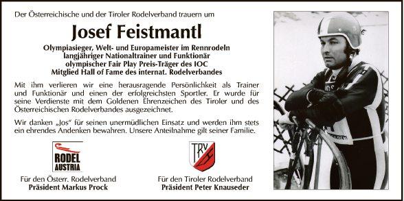 Josef Feistmantl