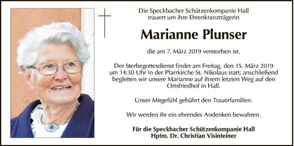 Marianne Plunser