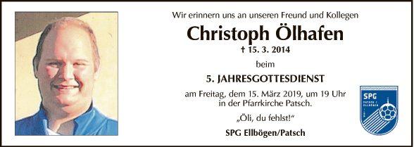 Christoph Ölhafen