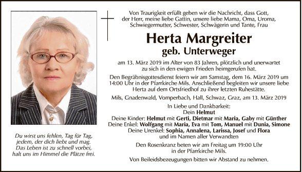 Herta Margreiter