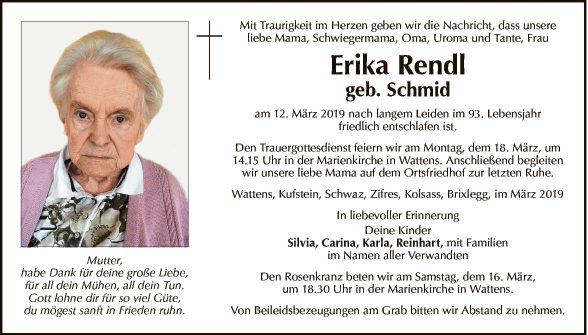 Erika Rendl