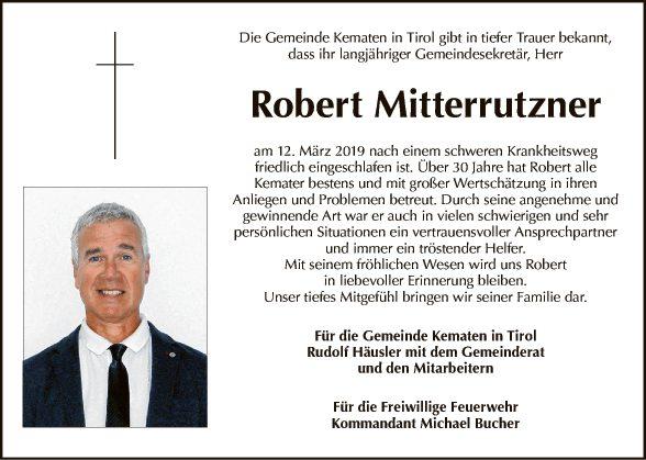 Robert Mitterrutzner