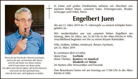 Engelbert Juen