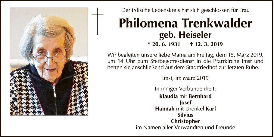 Philomena Trenkwalder