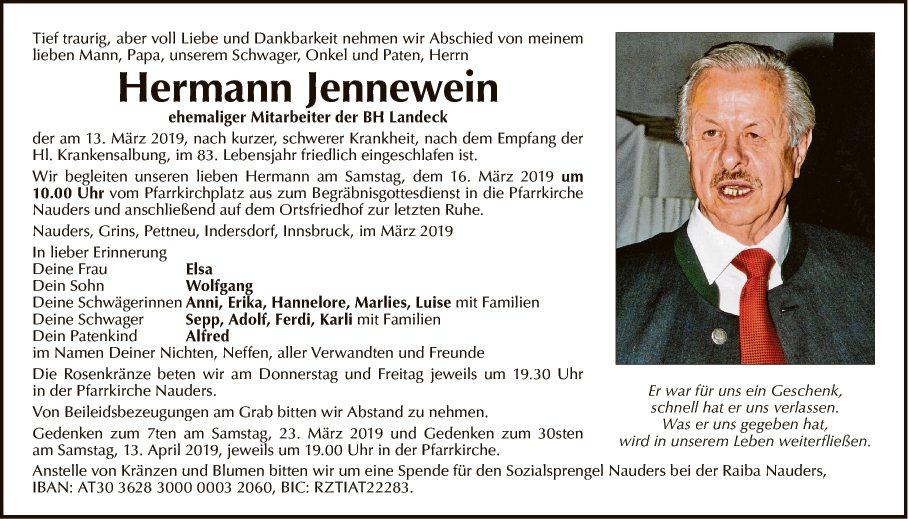 Hermann Jennewein