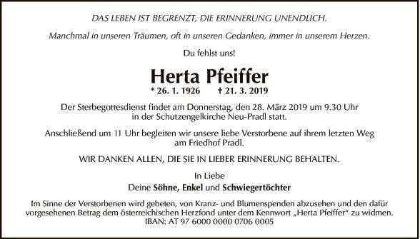 Herta Pfeiffer