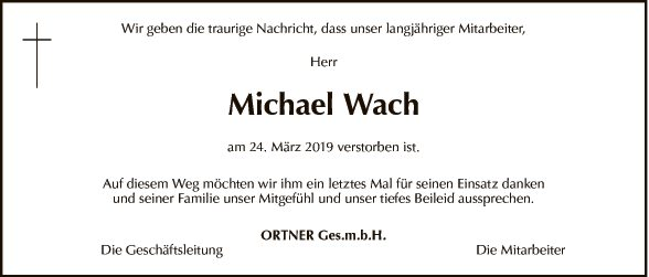 Michael Wach