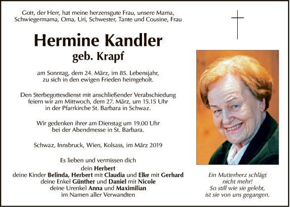 Hermine Kandler