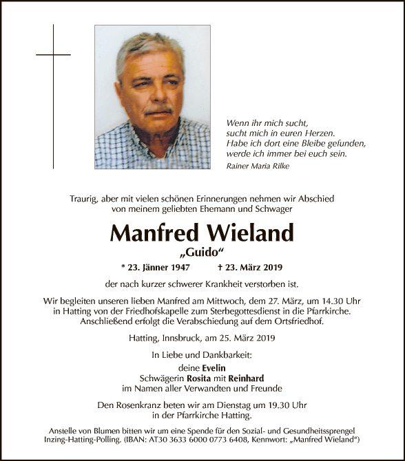 Manfred Wieland