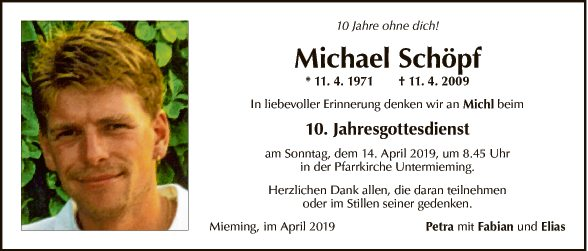 Michael Schöpf