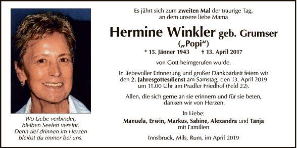 Hermine Winkler