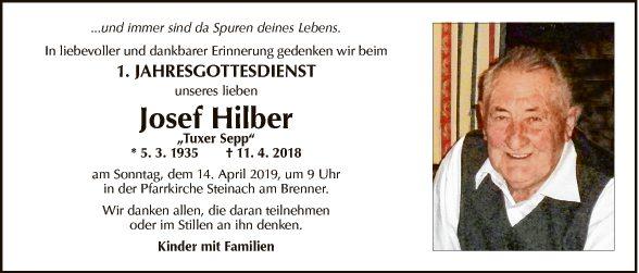 Josef Hilber