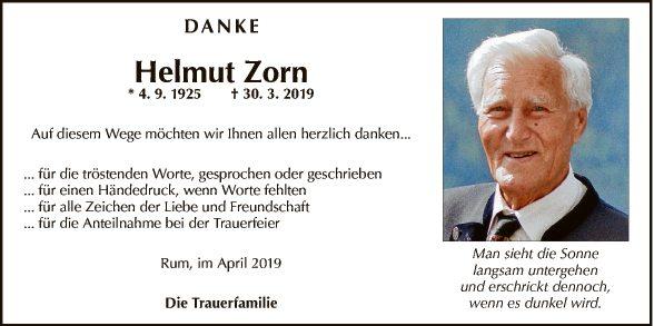 Helmut Zorn