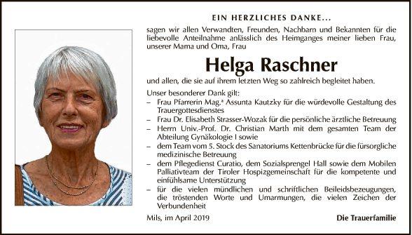 Helga Raschner