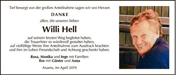 Wilhelm Hell