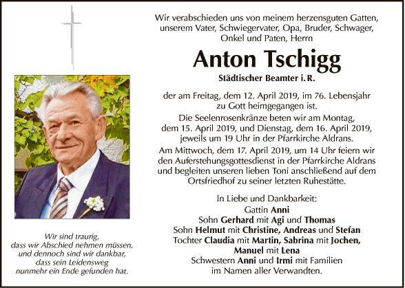 Anton Tschigg