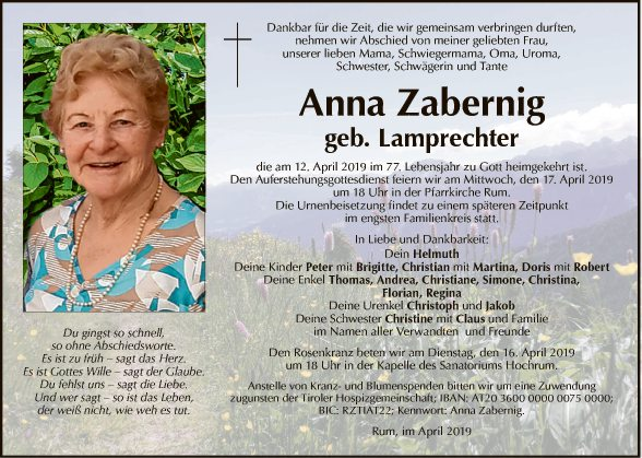 Anna Zabernig