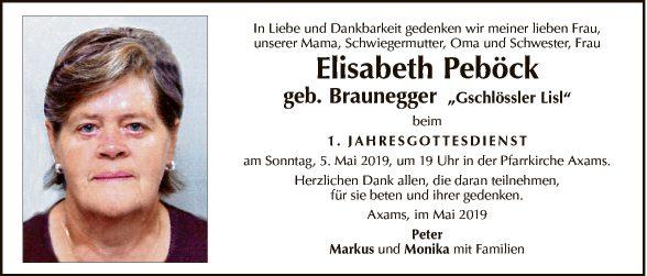 Elisabeth Peböck